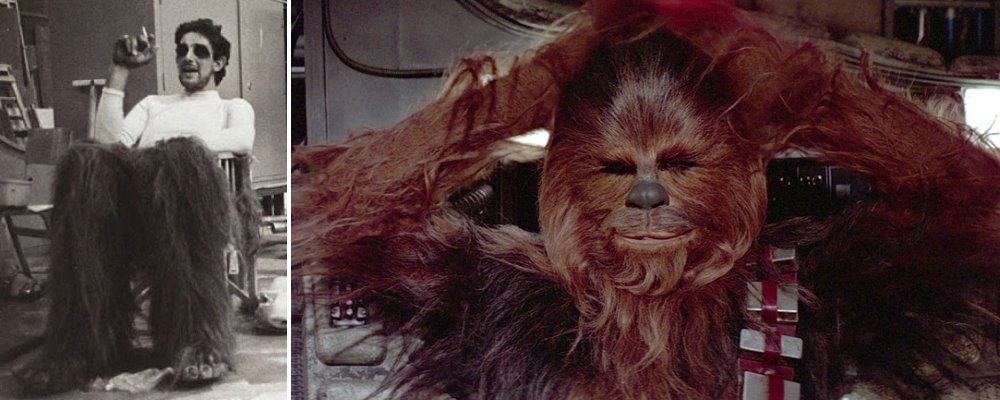 Star Wars Secrets - A New Hope - Chewbacca