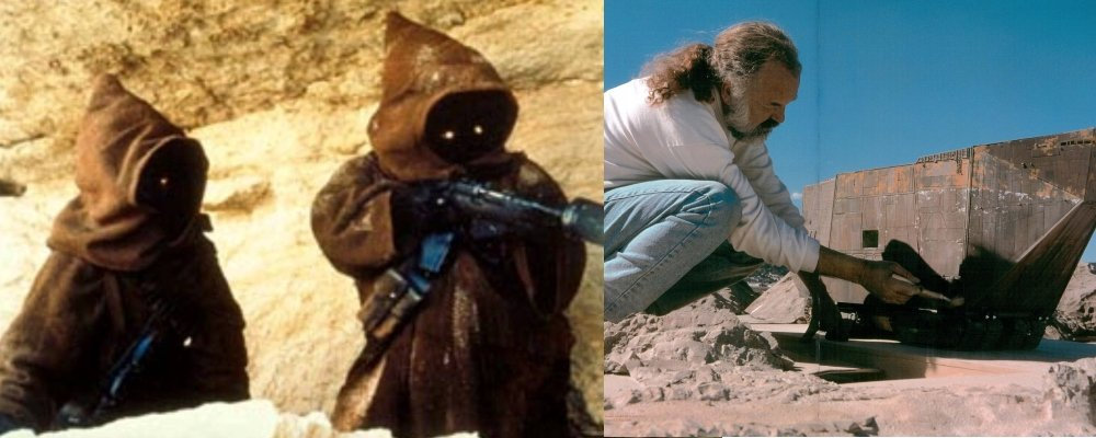 Star Wars Secrets - A New Hope - Jawas