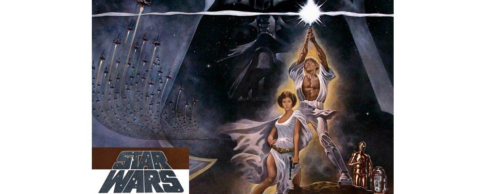 Star Wars Secrets - A New Hope - Original Poster