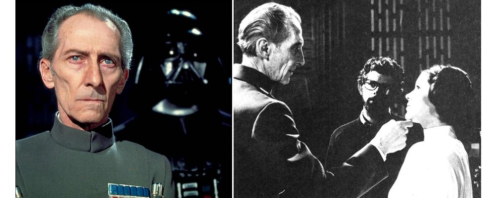 Star Wars Secrets - A New Hope - Peter Cushing