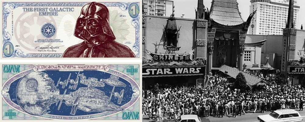 Star Wars Secrets - A New Hope - Premiere and Money