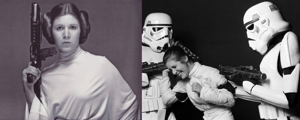 Star Wars Secrets: Episode IV - A New Hope How Old Was Princess Leia In A New Hope