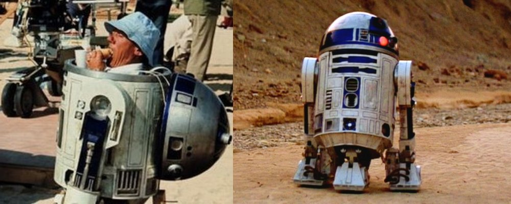 Star Wars Secrets - A New Hope - R2D2 Actor
