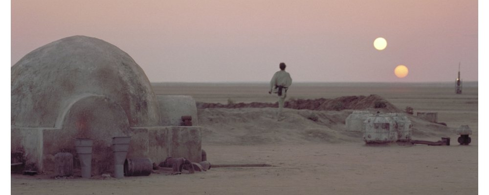 Star Wars Secrets - A New Hope - Tunisia