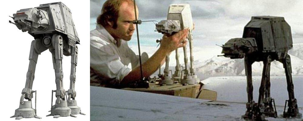 Star Wars Secrets - The Empire Strikes Back - AT-AT