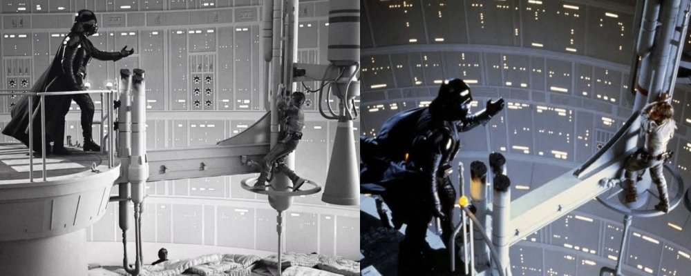 Star Wars Secrets - The Empire Strikes Back - Behind the Scenes Duel