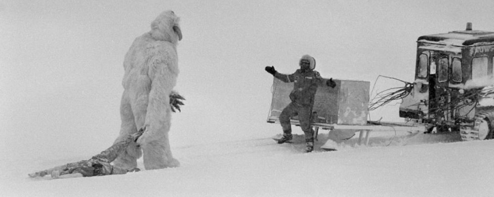 Star Wars Secrets - The Empire Strikes Back - Behind the Scenes Effects Snow
