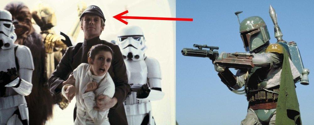 Star Wars Secrets - The Empire Strikes Back - Boba Fett Actor