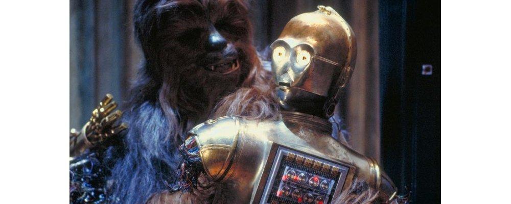 Star Wars Secrets - The Empire Strikes Back - C-3PO Blasted