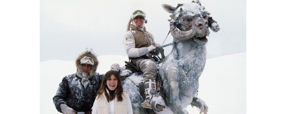 Star Wars Secrets - The Empire Strikes Back - Frozen Hoth