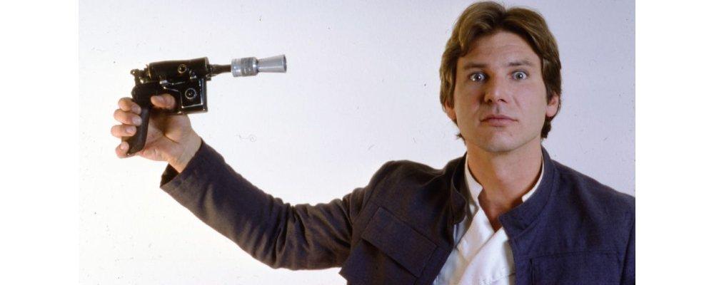 Star Wars Secrets - The Empire Strikes Back - Han Gun