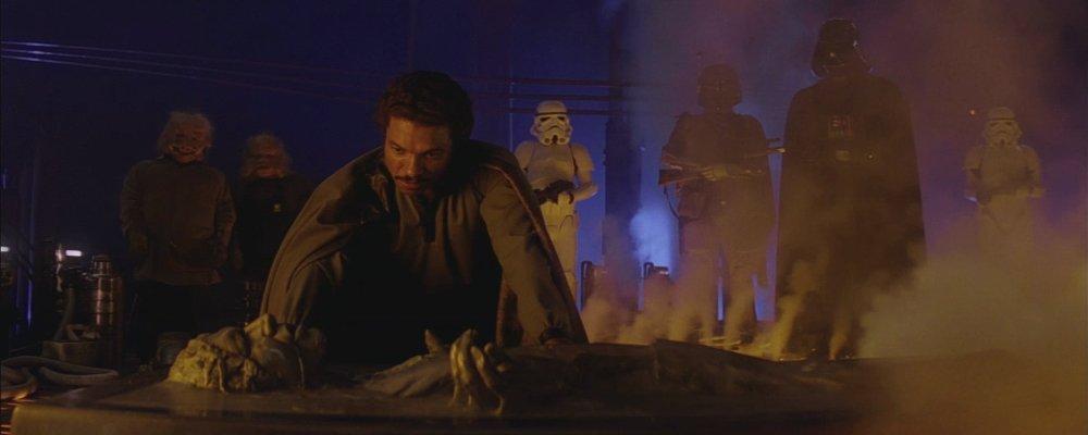 Star Wars Secrets - The Empire Strikes Back - Han Solo Frozen
