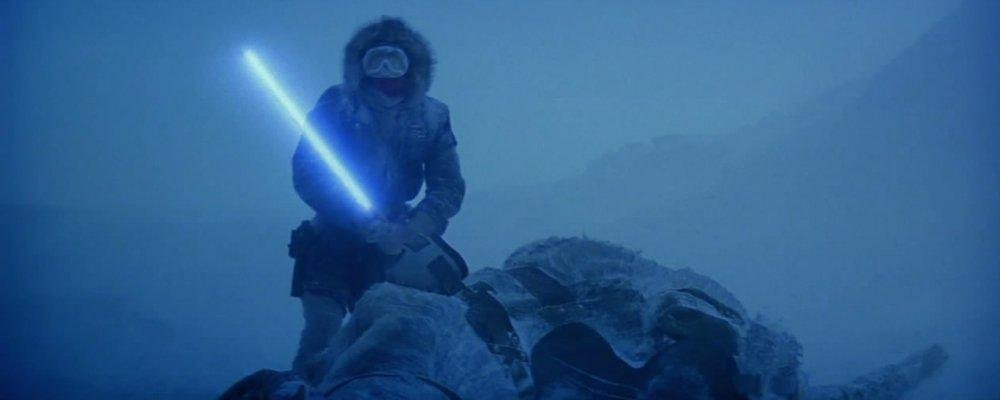 Star Wars Secrets - The Empire Strikes Back - Han Solo Tauntaun