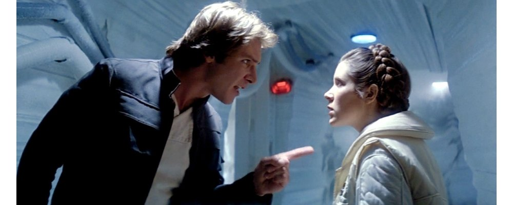 Star Wars Secrets - The Empire Strikes Back - Han and Leia