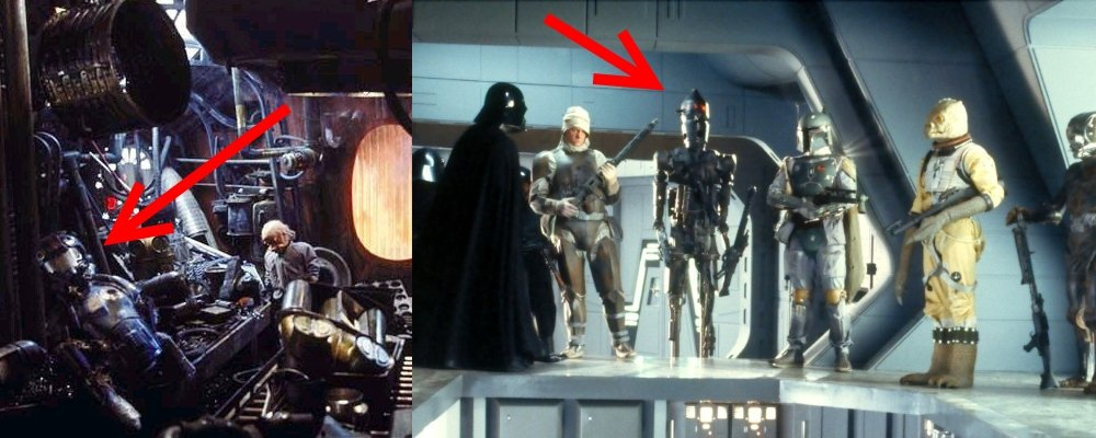 Star Wars Secrets - The Empire Strikes Back - IG-88
