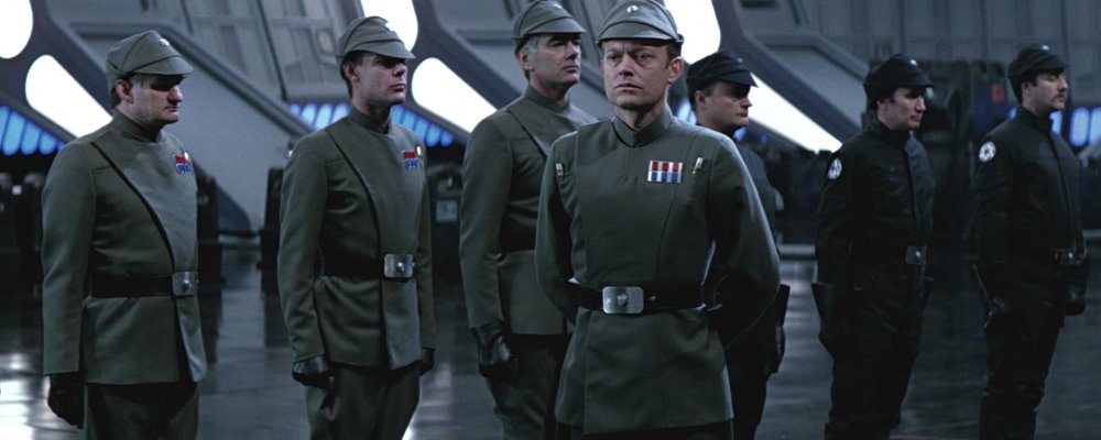 Star Wars Secrets - The Empire Strikes Back - Imperial Officers