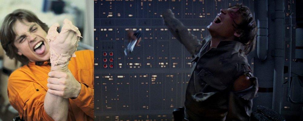 Star Wars Secrets - The Empire Strikes Back - Luke Hand