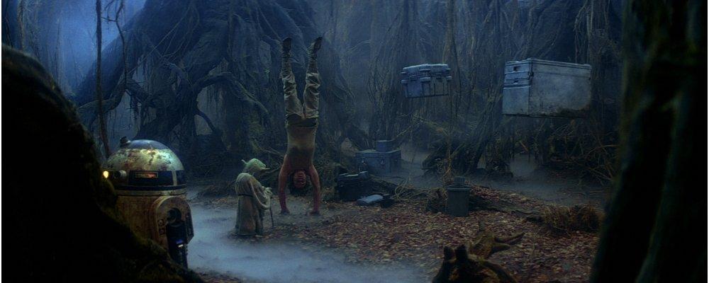 Star Wars Secrets - The Empire Strikes Back - Luke Training