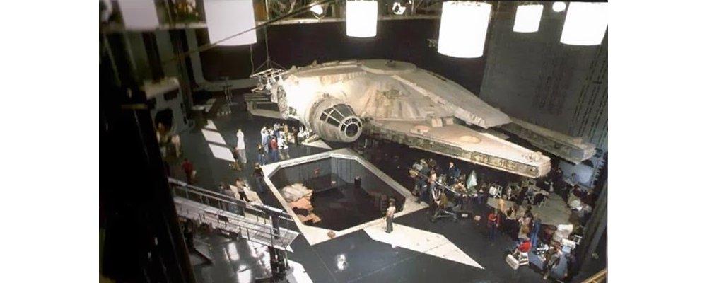 Star Wars Secrets - The Empire Strikes Back - Millennium Falcon