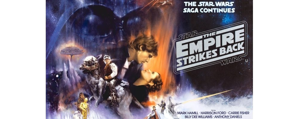Star Wars Secrets - The Empire Strikes Back - Poster