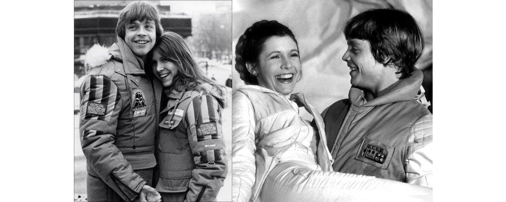 Star Wars Secrets - The Empire Strikes Back - Princess Leia and Luke
