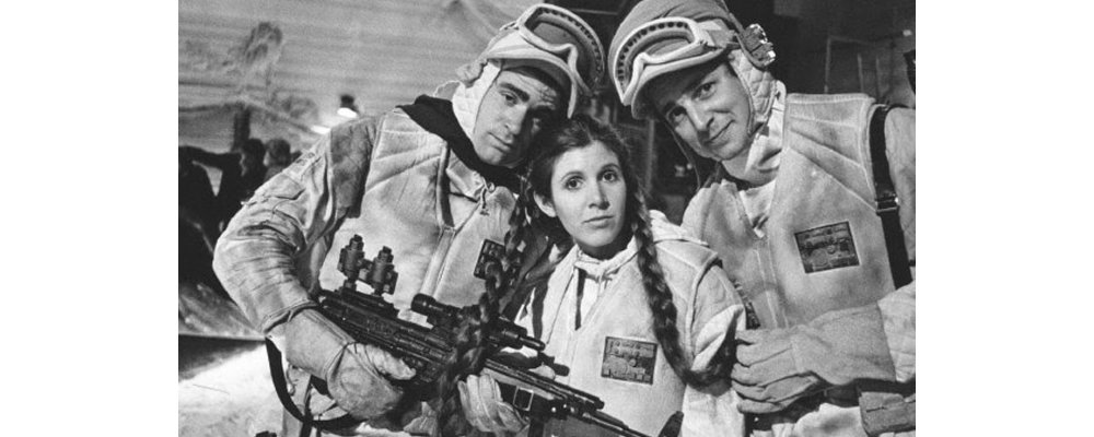 Star Wars Secrets - The Empire Strikes Back - Princess Leia and Soldiers