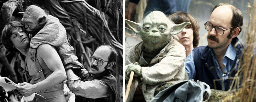 Star Wars Secrets - The Empire Strikes Back - Yoda Frank Oz