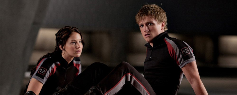 The Hunger Games Revealed - Katniss and Peeta