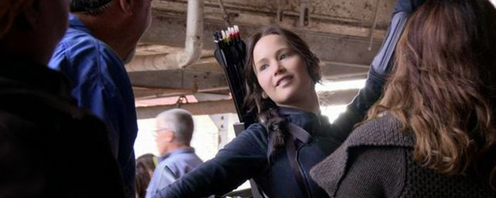 The Hunger Games Revealed - Katniss Behind the Scenes