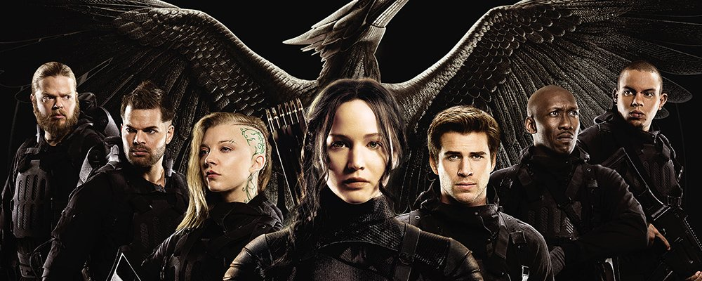 The Hunger Games Revealed - Mockingjay Cast