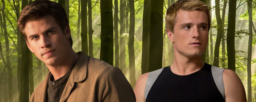 The Hunger Games Revealed - Gale and Peeta