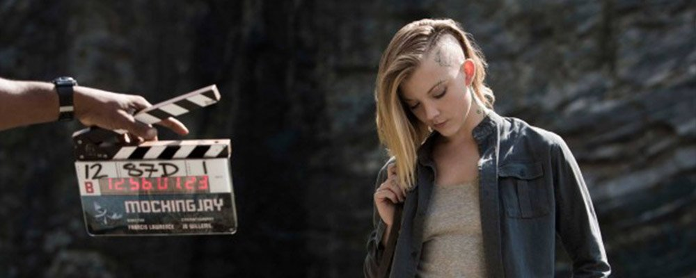 The Hunger Games Revealed - Cressida Behind the Scenes