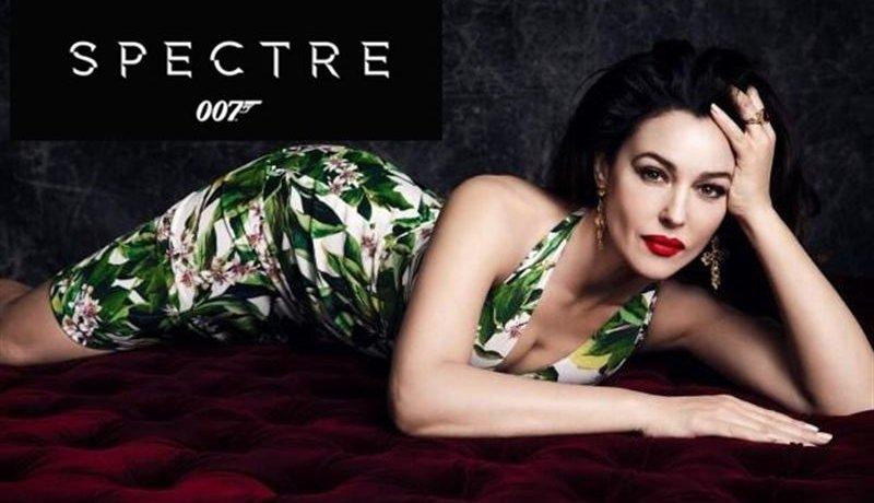Bond Girl Spectre Monica Bellucci 2015