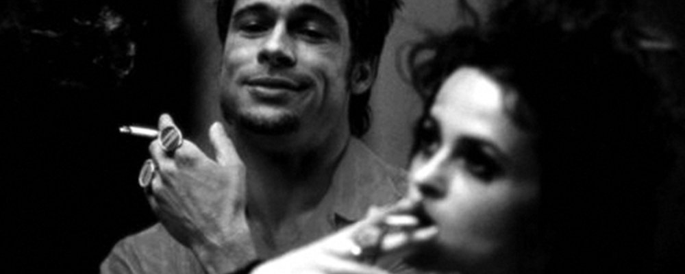 Fight Club Surprising Stories From Behind the Scenes - Tyler and Marla