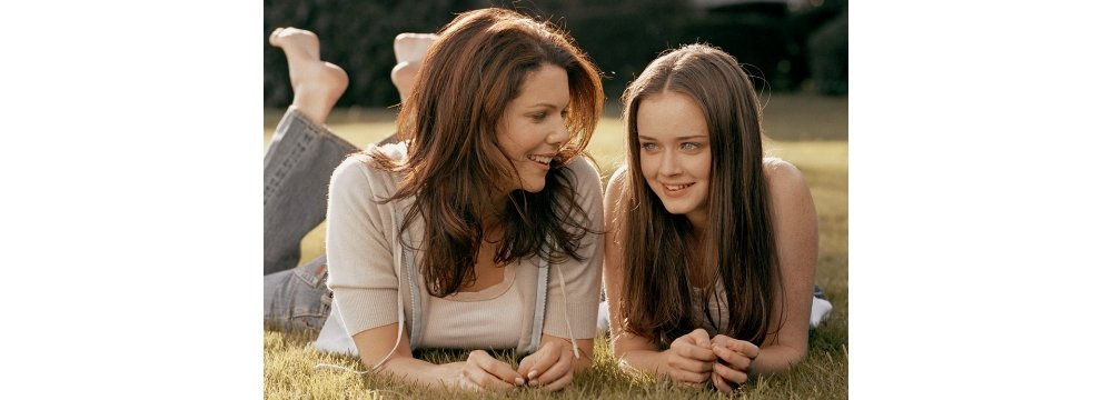Gilmore Girls Fun Facts Grass