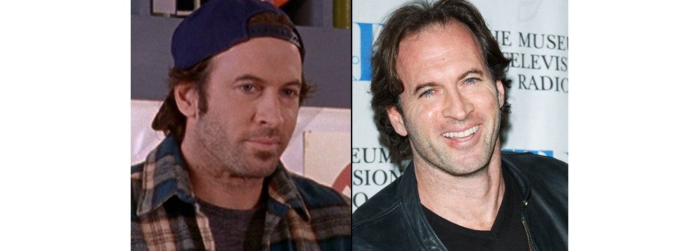 Gilmore Girls Fun Facts - Then and Now 10 - Scott Patterson