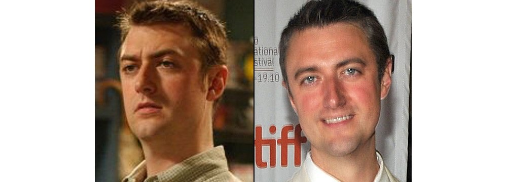 Gilmore Girls Fun Facts - Then and Now 12 - Sean Gunn