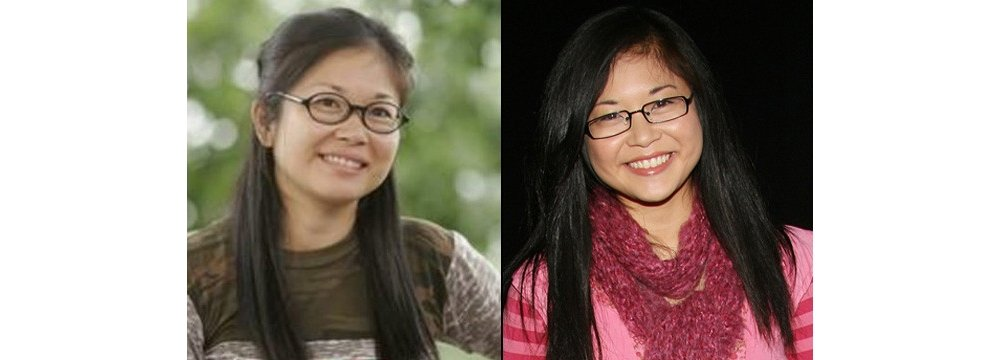 Gilmore Girls Fun Facts - Then and Now 5 - Keiko Agena