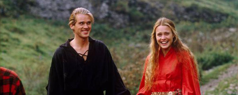 The Princess Bride Fun Facts From Behind the Scenes - Westley and Buttercup