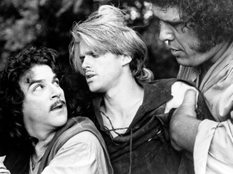 The Princess Bride Fun Facts From Behind the Scenes - Inigo Westley Fezzik