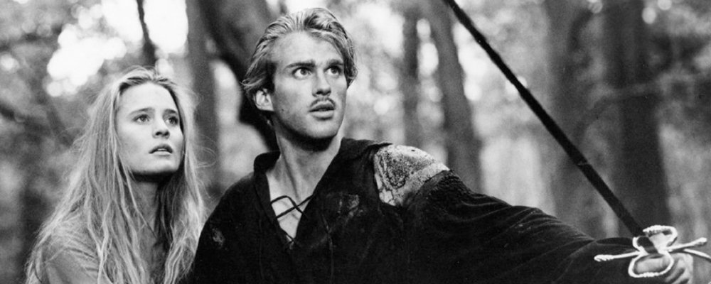 The Princess Bride Fun Facts From Behind the Scenes - Westley Guards Buttercup