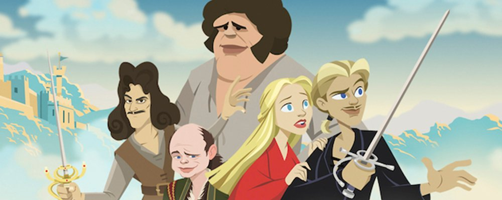 The Princess Bride Fun Facts From Behind the Scenes - Cartoon Characters