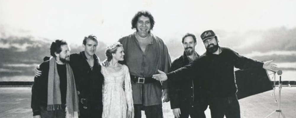 The Princess Bride Fun Facts From Behind the Scenes - Reiner and Cast