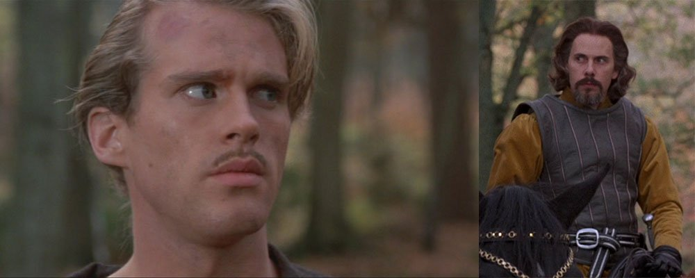 The Princess Bride Fun Facts From Behind the Scenes - Westley and Rugen