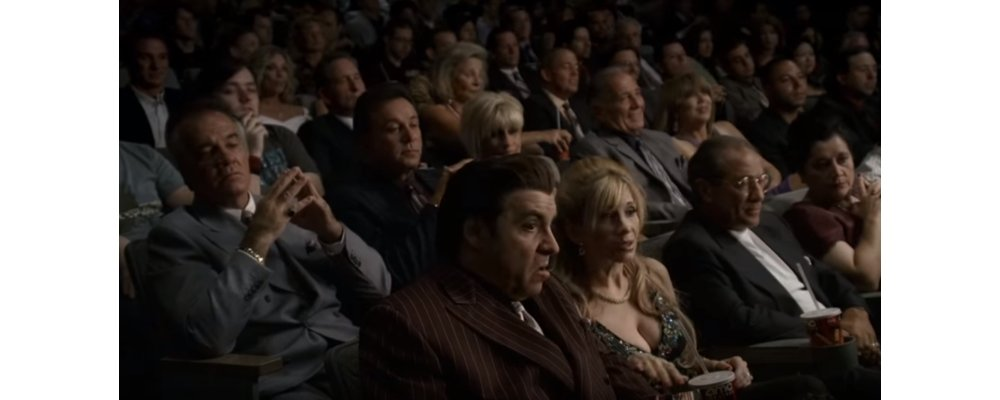 The Sopranos Best Moments - Cleaver Premiere