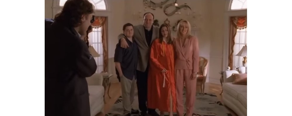 The Sopranos Best Moments - Graduation Day