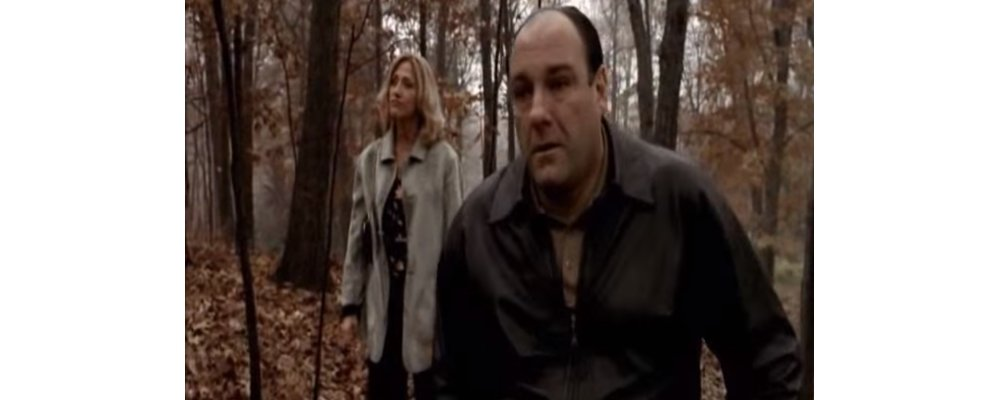 The Sopranos Best Moments - Long Term Parking