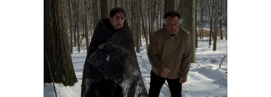 The Sopranos Best Moments - Lost in the Woods