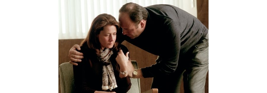 The Sopranos Best Moments - Melfi's Choice