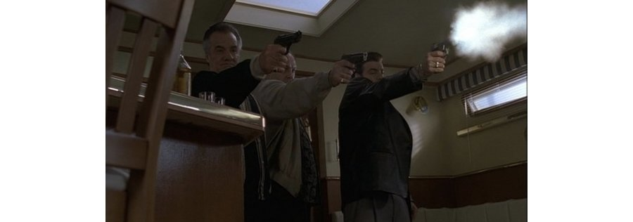The Sopranos Best Moments - Pussy Gets Whacked